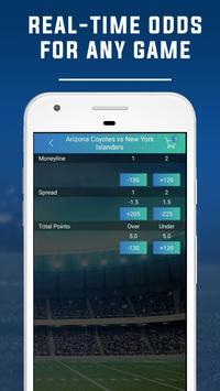 3 Schermata Sports Betting Tips & Sports Picks by KingPin.pro