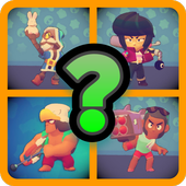 Guess The Brawlers ! - Guess The Game Character icon