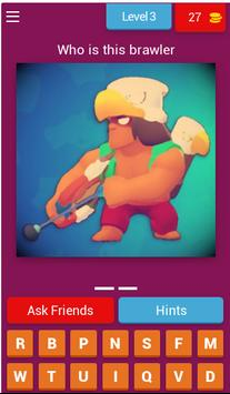 Guess The Brawlers ! - Guess The Game Character screenshot 2