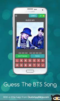 Guess The BTS Song screenshot 3