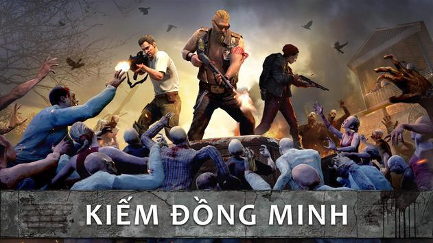 State Of Survival: Zombie Bắn Súng Chiến Tranh 3D ảnh chụp màn hình 1