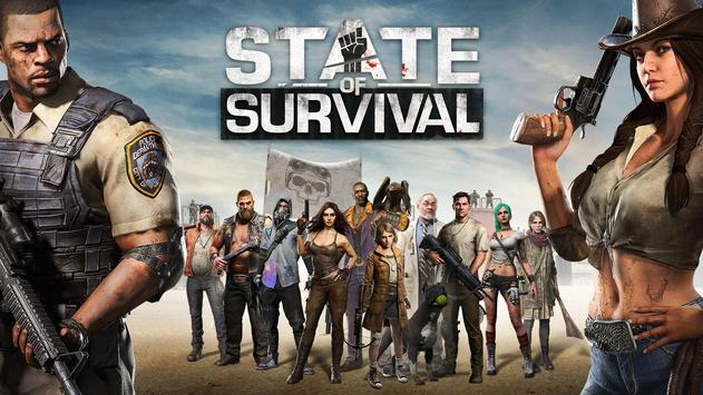 State of Survival Plakat