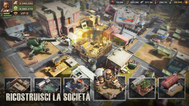 8 Schermata State of Survival