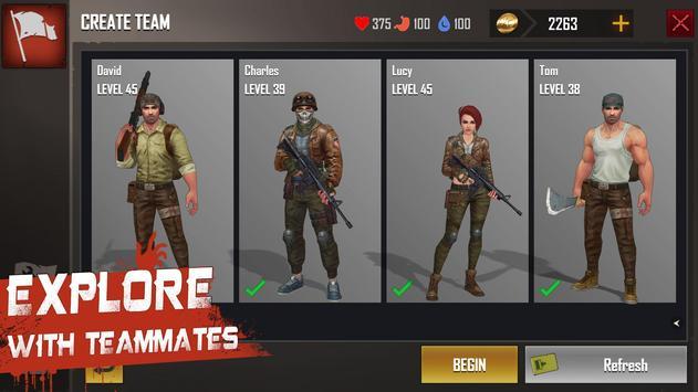 Zone Z ảnh chụp màn hình 11