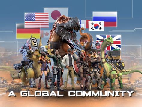 Dino War screenshot 4