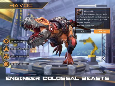 Dino War screenshot 17