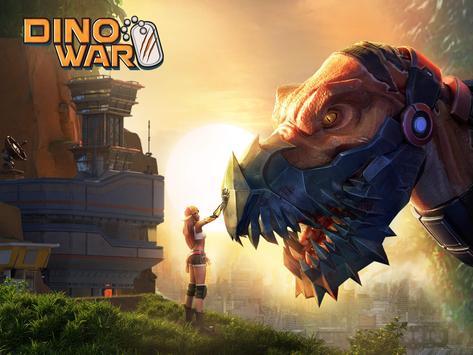 Dino War screenshot 14