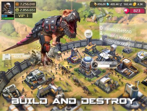 Dino War screenshot 15