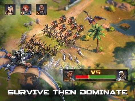Dino War screenshot 16