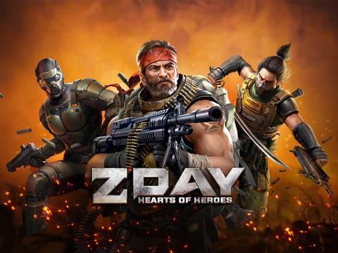 Z Day captura de pantalla 7