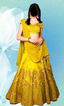 Lehenga Choli Photo Editor screenshot 4