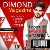 Magazine Cover For Picture icon