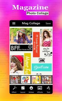 Magazine Photo Collage screenshot 2