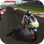 Real Motor Gp Speed Racing - Motorcycle Rider 3D icon