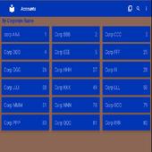 List & Edit Accounts icon