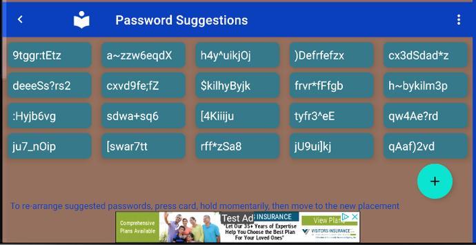List & Edit Accounts screenshot 4