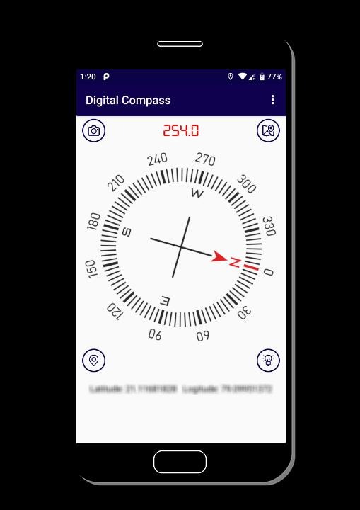 Digital Compass 1