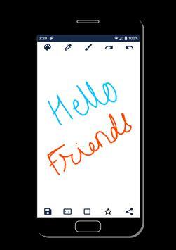 Drawing Canvas screenshot 3