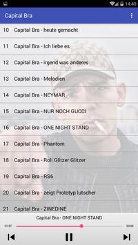 Capital Bra Songs MP3 screenshot 1