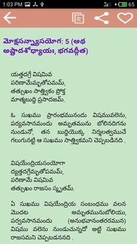 Bhagavad Gita Telugu screenshot 3