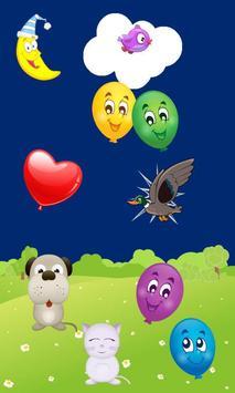 1 Schermata TOUCH BALLOON POP GAME