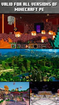 Servers for Minecraft PE screenshot 1