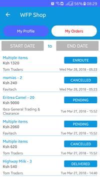 WFP e-Shop Somalia screenshot 2