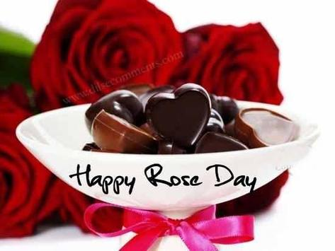 Happy Rose Day Images screenshot 1