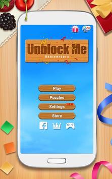 Unblock Me ảnh chụp màn hình 1