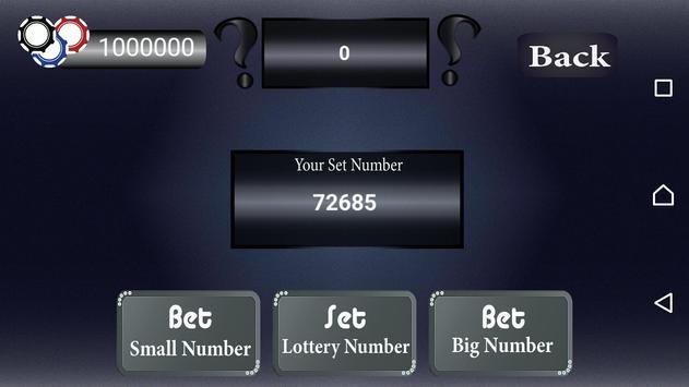Gambling Game poster