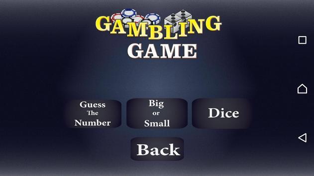 Gambling Game screenshot 2