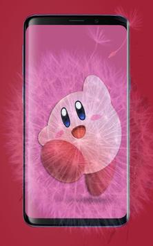 Cute Kirby Wallpaper HD poster