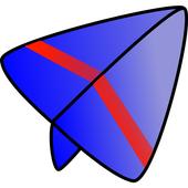Aerodynamics icon