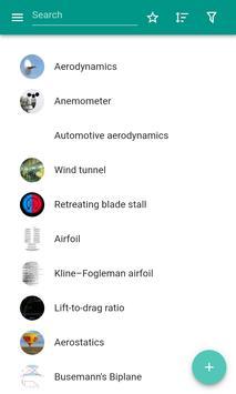 Aerodynamics poster