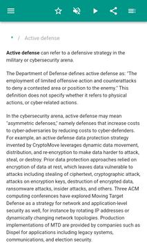Military science screenshot 1