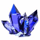 Crystallography icon