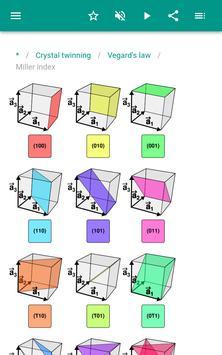 Crystallography screenshot 13