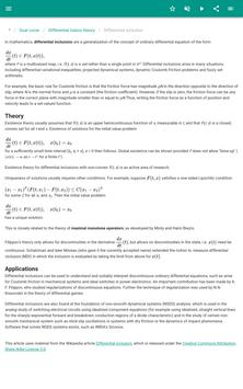 Differential equations screenshot 8