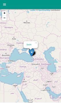 Sochi screenshot 2