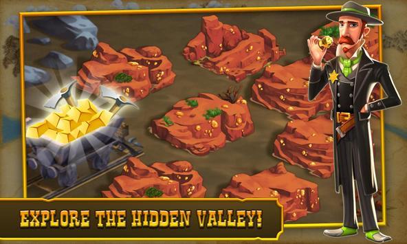 Goldrush: Westward Settlers! screenshot 3