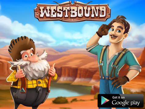 Westbound syot layar 4