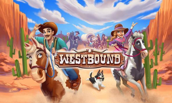 Westbound syot layar 12