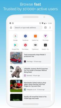 Kiwi Browser poster