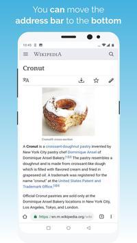 1 Schermata Kiwi Browser