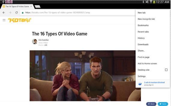 Kiwi Browser screenshot 7