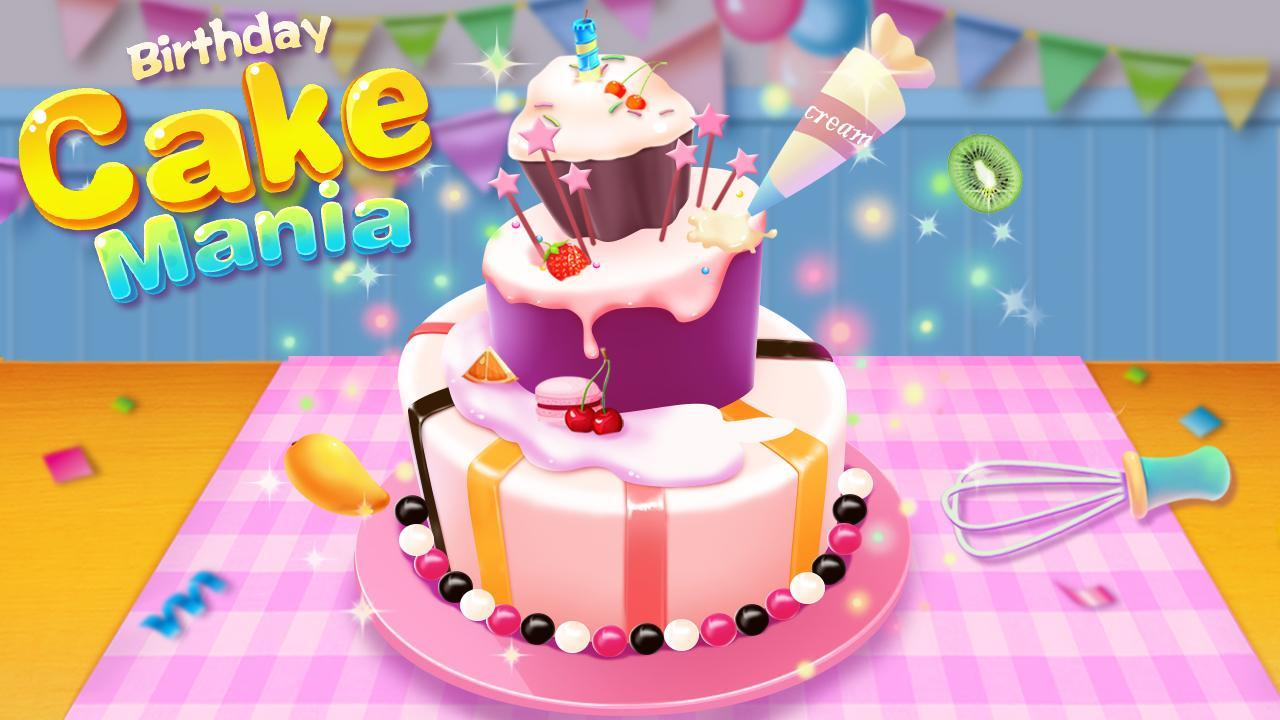Terrific Sweet Cake Shop2 Bake Birthday Cake For Android Apk Download Funny Birthday Cards Online Benoljebrpdamsfinfo