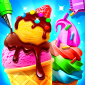 🍦🍦Ice Cream Master 2 - Frozen Food Shop icon
