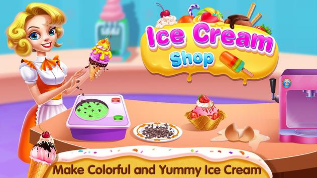🍦🍦Ice Cream Master 2 - Frozen Food Shop screenshot 12