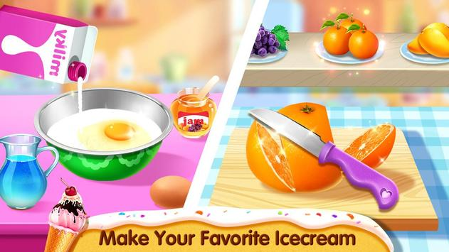 🍦🍦Ice Cream Master 2 - Frozen Food Shop screenshot 19