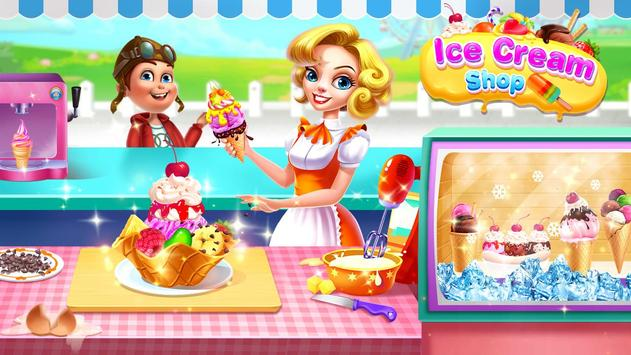 🍦🍦Ice Cream Master 2 - Frozen Food Shop screenshot 2